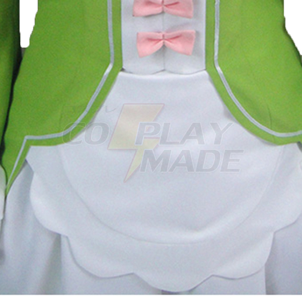 Re: Zero Life in a Different World from Zero Anime Telecia van Astrea Cosplay Costume