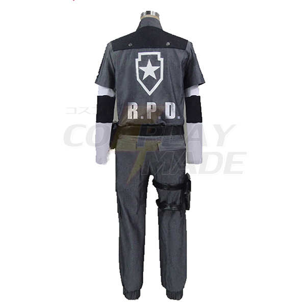 Resident Evil 4 Leon S. Kennedy Cosplay Costume Halloween