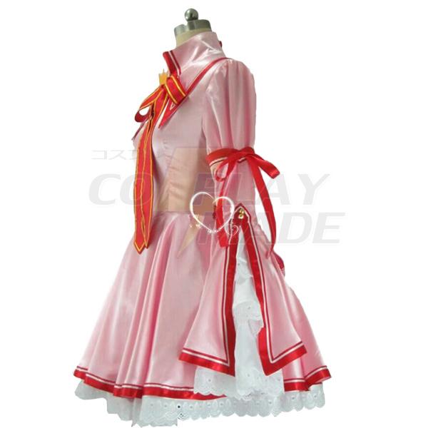 Rewrite Kanbe Kotori Cosplay Costume Stage Performence Clothes Halloween