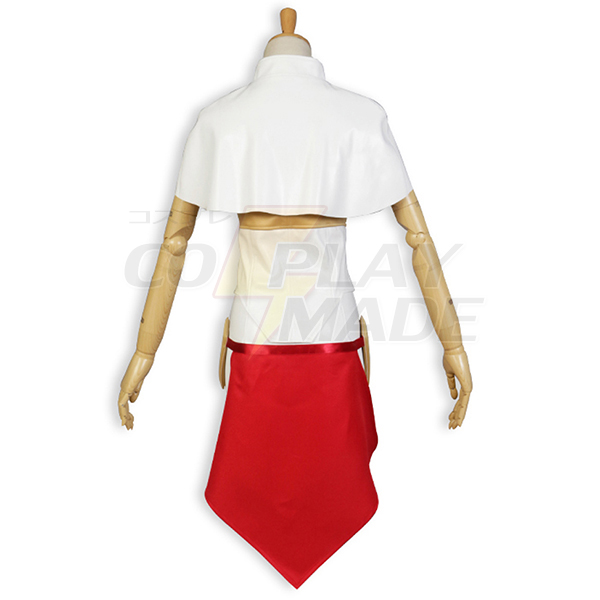 Rokka Braves of the Six Flowers Nashetania Cosplay Costume Halloween
