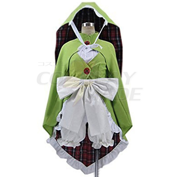 Rokka no Yuusha Braves of the Six Flowers Chamo Rosso Cosplay Costume Halloween