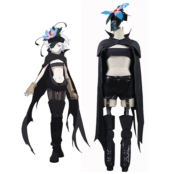 Rokka no Yuusha Braves of the Six Flowers Fremy Cosplay Costume Halloween