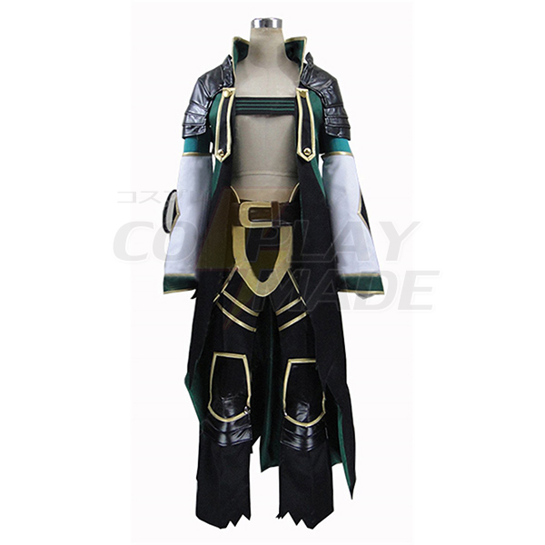 Rokka no Yuusha Braves of the Six Flowers Gorudofu Auora Cosplay Costume