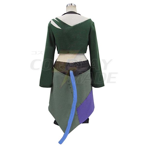 Rokka no Yuusha Braves of the Six Flowers Hans Humpty Cosplay Costume