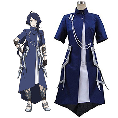 Rokka no Yuusha Braves of the Six Flowers Mora Chester Cosplay Costume
