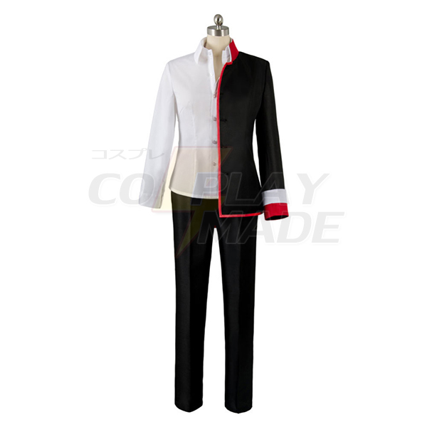 The Royal Tutor Leonhard von Glanzreich Uniform Cosplay Costume Halloween Carnival