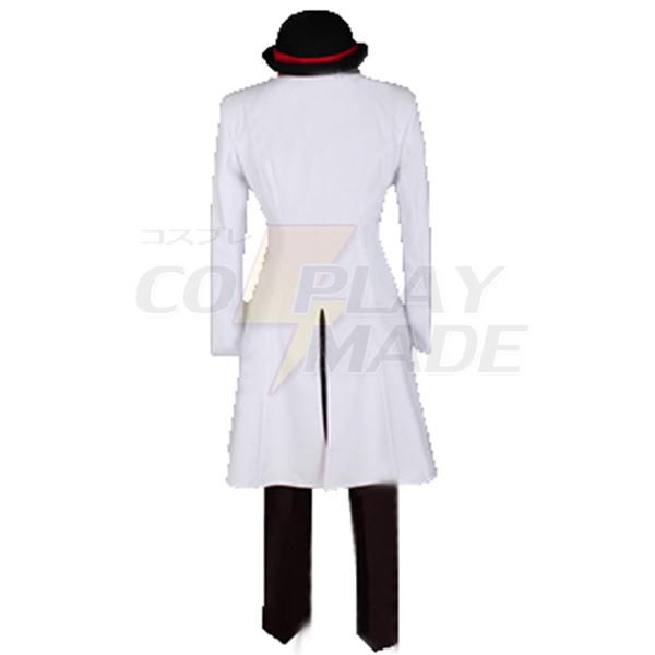 RWBY Roman Torchwick Retail Uniform Cosplay Costume Halloween