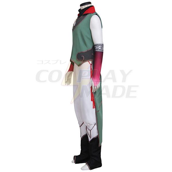 RWBY Roman Volume 4 Lie Ren Uniform Cosplay Costume Halloween
