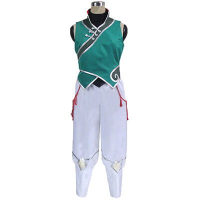 RWBY Roman Lie Ren Uniform Cosplay Costume Halloween
