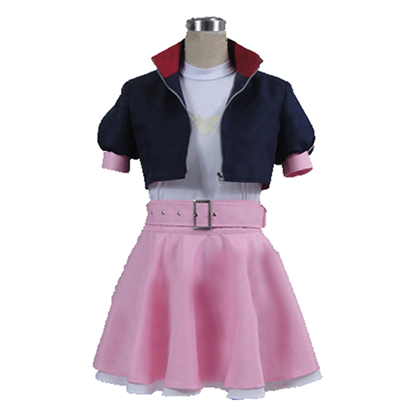 RWBY Nora Valkyrie Uniform Cosplay Costume Halloween