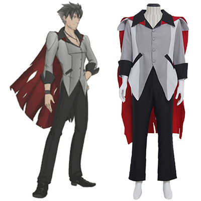 RWBY Qrow Branwen Uniform Cosplay Costume Halloween