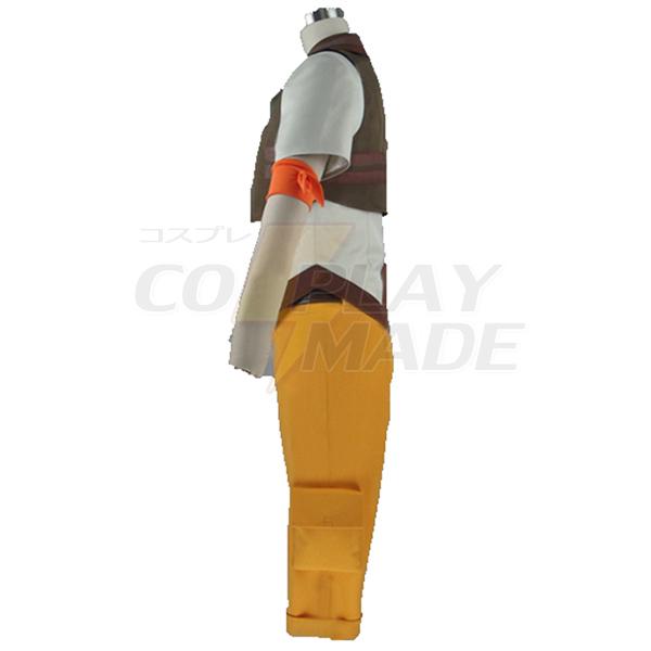 RWBY Yang Xiao Long Cosplay Costume Haloween