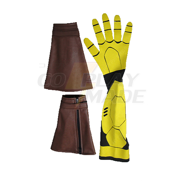 RWBY Yang Xiao Long Cosplay Costume with Gloves Anime