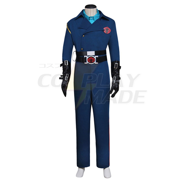 Disfraces G.I. Joe: The Rise of Cobra Commander Cosplay costume Serpentor Traje Adultos