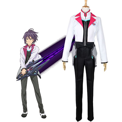 Costume The Asterisk War Gakusen Toshi Asterisk Amagiri Ayato Cosplay Déguisement
