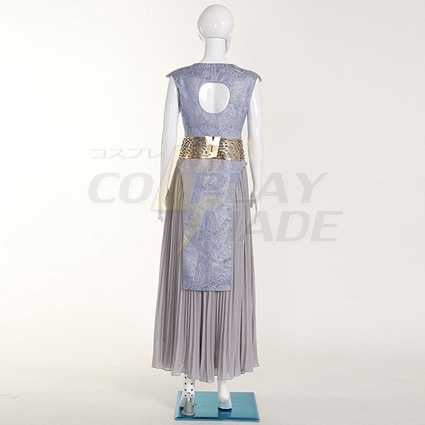 Game of Thrones Daenerys Targaryen Mother of Dragons Cosplay Costume Dress
