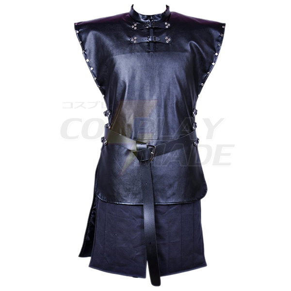 Game of Thrones Jon Snow Knights Watch Cosplay Costume Tailor Made