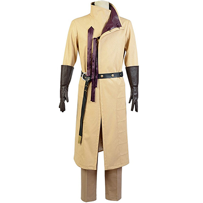Spel of Thrones Kingslayer Jaime Lannister Cosplay Kostuum