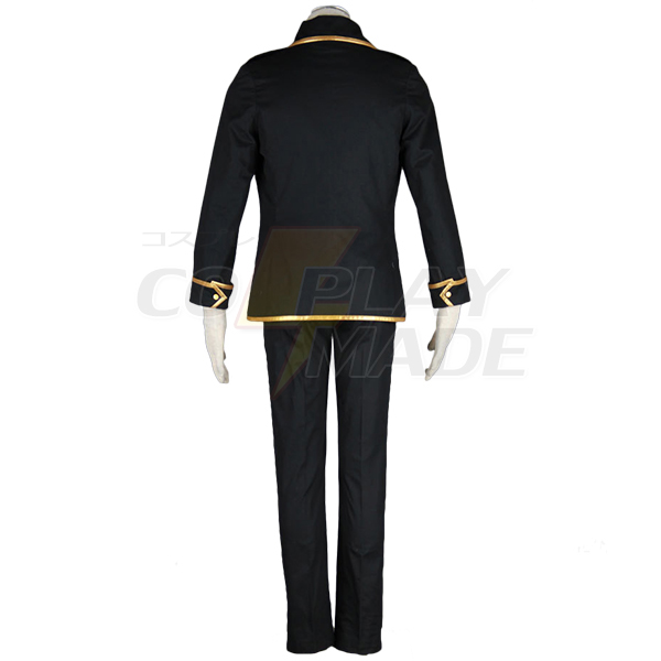 Gintama Shinsengumi Captain Uniform Cosplay Costume Halloween