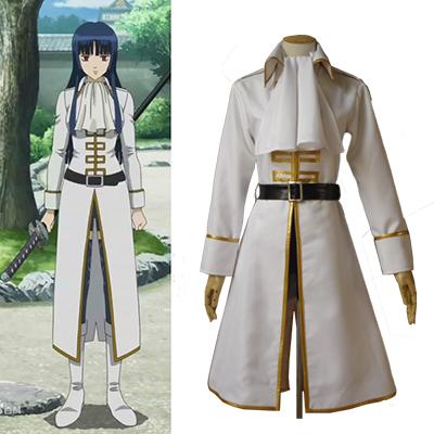 Gintama Imai Nobume Kimono Cosplay Kostym