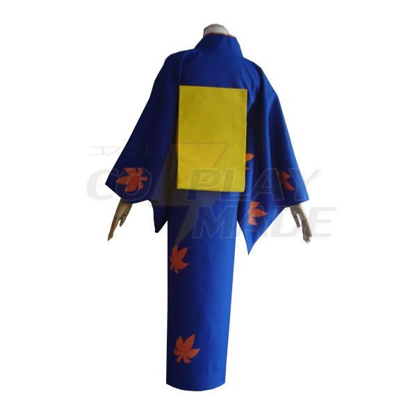 Costumi Gintama Kotarou Katsura Kimonos Cosplay
