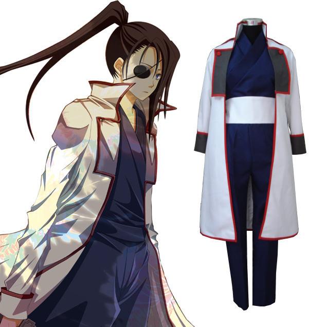 Costumi Gintama Kyuubei Yagyuu Abito Cosplay