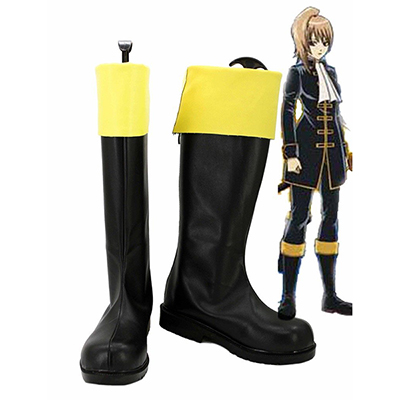 Gintama Okita Sougo Female Cosplay Csizma Halloween Cipő