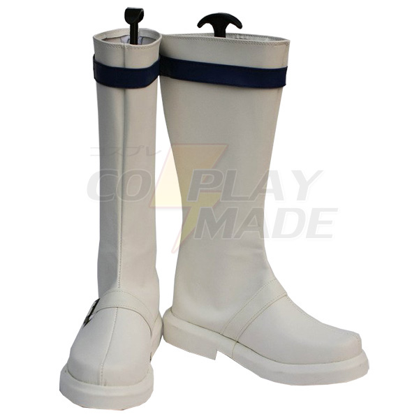 Gintama Sakata Kintoki Cosplay Boots Custom Made Shoes