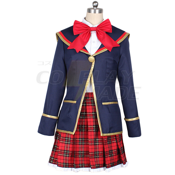 Girl Friend Beta Erena Mochizuki Cosplay Costume Tailor Made