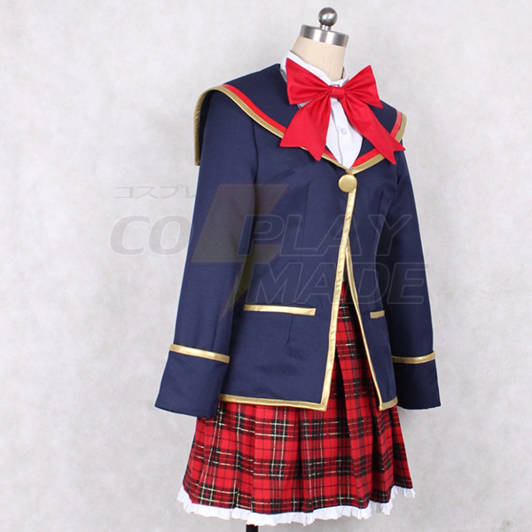 Girl Friend Beta Fumio Murakami Cosplay Costume Tailor Made