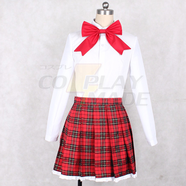 Costumi Girl Friend Beta Fumio Murakami Cosplay Carnevale