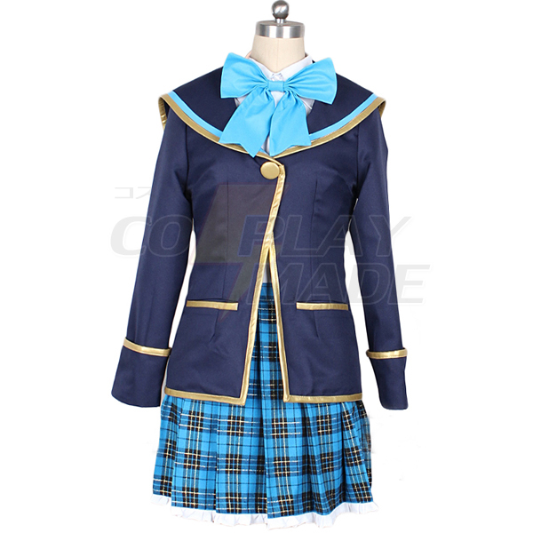 Girl Friend Beta Kokomi Shiina Cosplay Costume Tailor Made