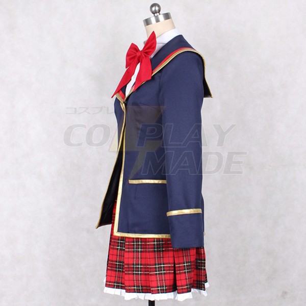 Girl Friend Beta Lemaire Cosplay Costume Tailor Made