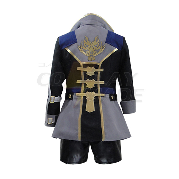 God Eater Lenka Utsugi Cosplay Costume Perfect Custom