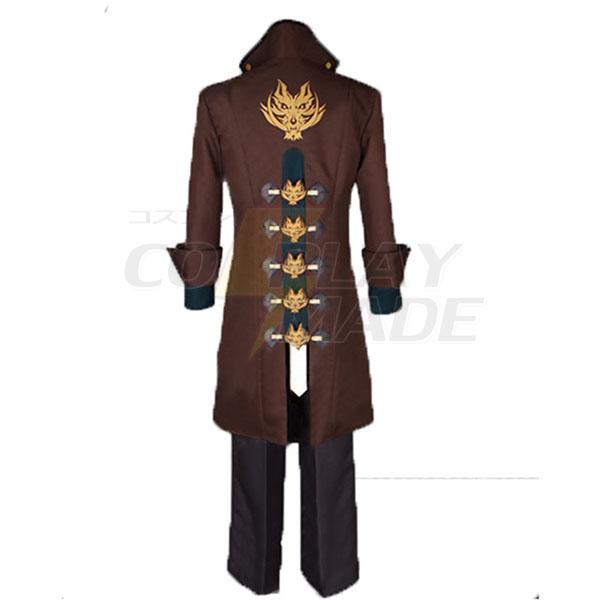 God Eater Rindou Amamiya Lindow Amamiya Jinki Cosplay Costume