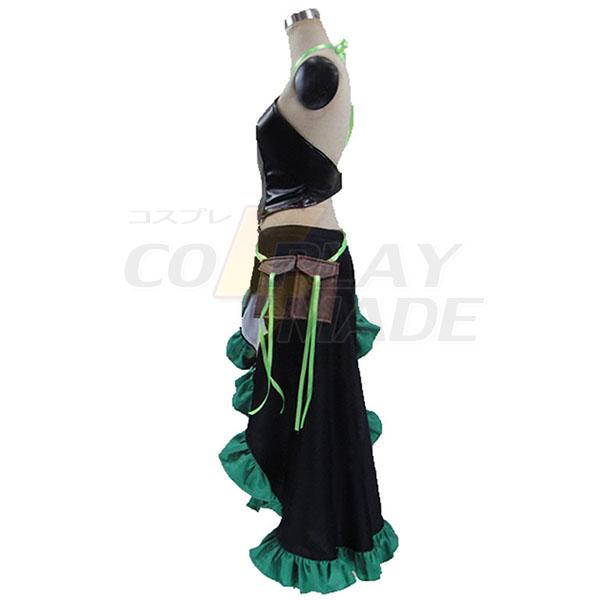 God Eater Sakuya Tachibana Cosplay Costume