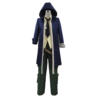 God Eater Soma Schicksal Cosplay Costume Mens Uniform