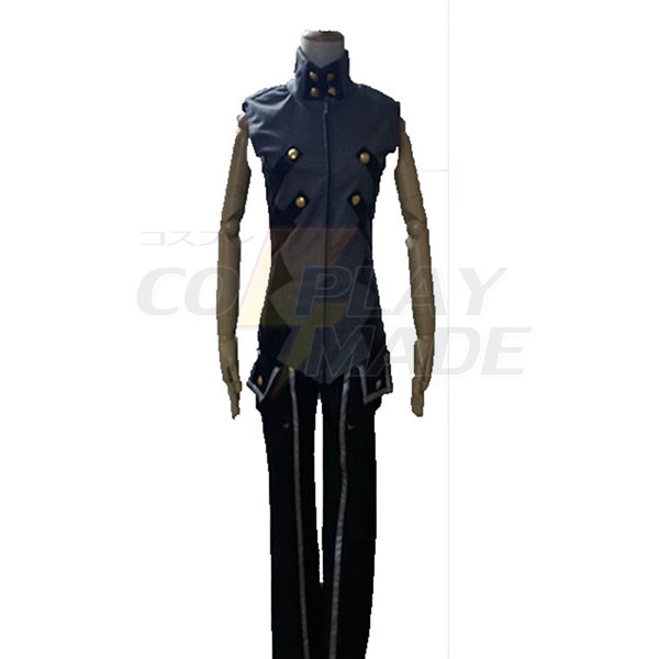 Japan Anime God Eater 2 Faschingskostüme Cosplay Kostüme Unisex Komplett-Set
