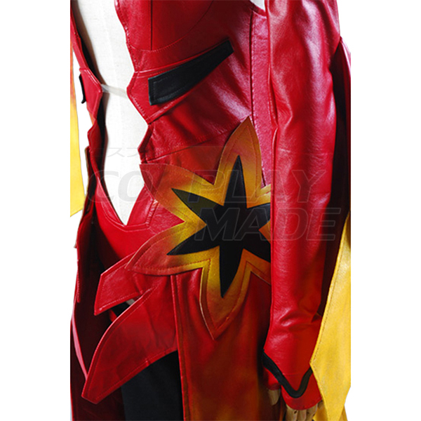 Guilty Crown Inori Yuzuriha Cosplay Costume Halloween Carnival