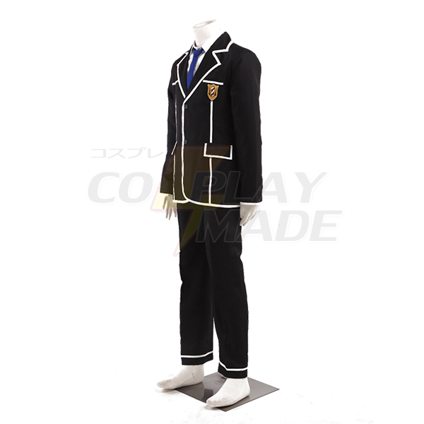 Guilty Crown Ouma Shu Tennouzu High School Uniform Cosplay Costume
