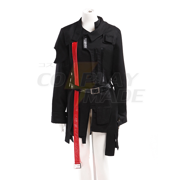 Guilty Crown Tsutsugami Gai Cosplay Costume Tailor Made Any Size