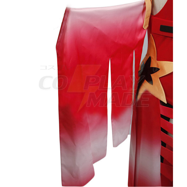 Costumi Guilty Crown Yuzuriha Inori Cosplay Carnevale