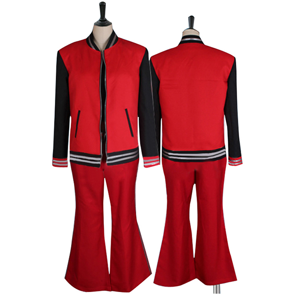 Gunslinger Stratos Katagiri Kyohma Cosplay Costume Perfect Custom