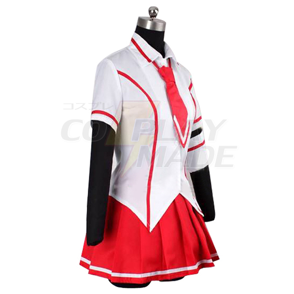 Gunslinger Stratos Katagiri Kyoka Cosplay Costume Perfect Custom