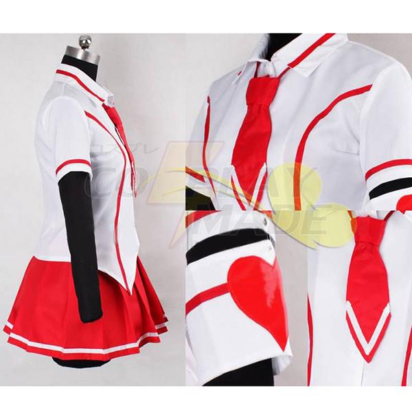 Costumi Gunslinger Stratos Katagiri Kyoka Cosplay Carnevale