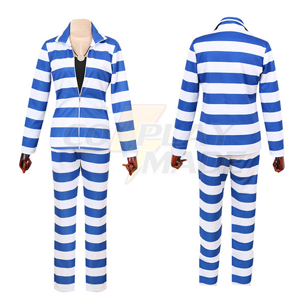 Disfraces Nanbaka NO.11 Uno Jail Uniforme Cosplay Anime
