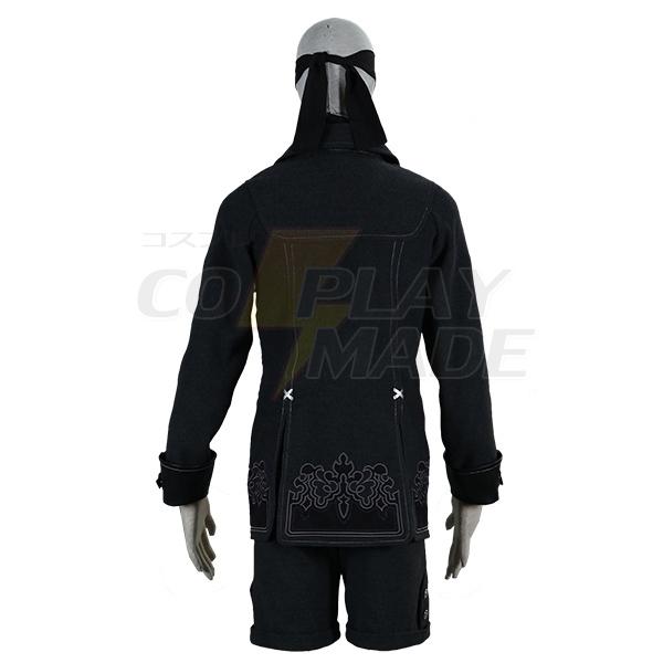 Costumi Nier: Automata YoRHa No. 9 Type S Cosplay Unisex Per adulti