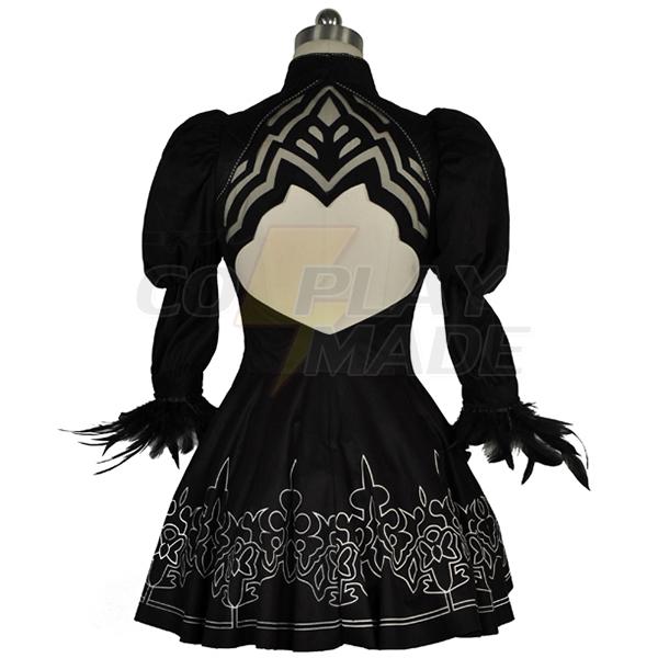 NieR Automata 2B Cosplay Costume Cosplay Perfect Custom