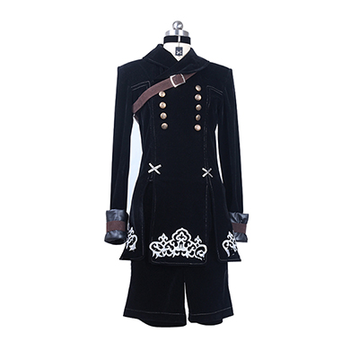 NieR Automata 9S Cosplay Costume Cosplay Perfect Custom