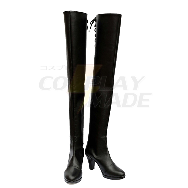 NieR: Automata 2B Boots Cosplay Shoes Boots Custom Made